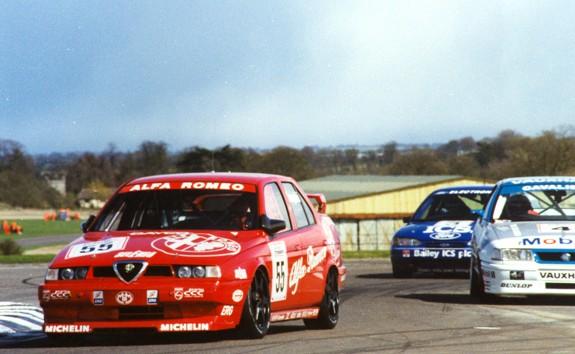 Alfa Romeo 156 Btcc Super Touring Car: Road Cars Of Touring Car Racing – Alfa