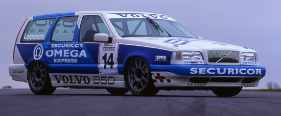 Road Cars Of Touring Car Racing Volvo 850 Estate Touringcartimes