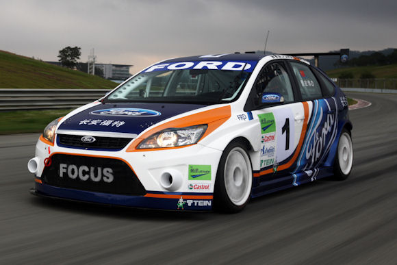 CTCC Ford also dominated the China Touring Car Ch&ionship in 2010 with the Changan FRD team. & Alternative Touring Car gallery of 2011 - TouringCarTimes markmcfarlin.com