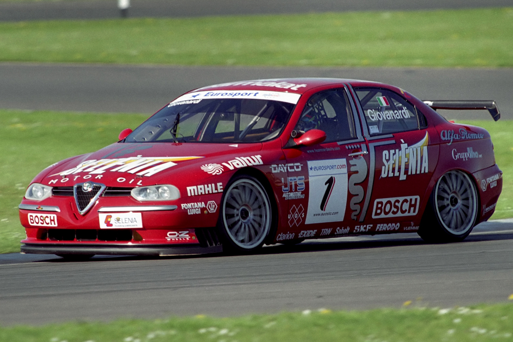 Alfa romeo 155 v6 ti dtm for sale 17