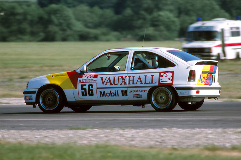 Touringcartimes Gallery 25 Years Of Vauxhall In The Btcc