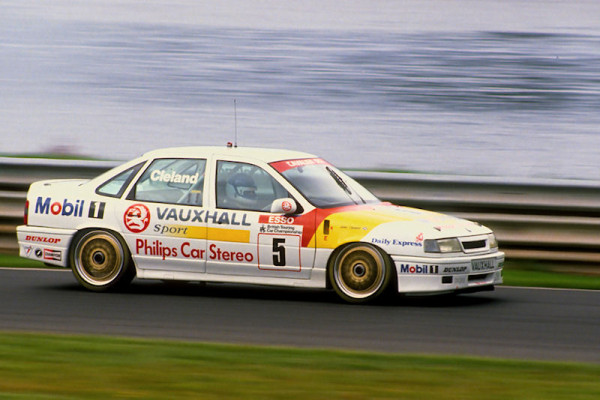 1991 British Touring Car Championship.