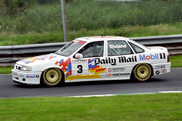 Round 12 of the 1993 British Touring Car Championship.