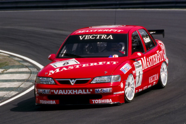 Brands Hatch Round of the 1997 British Touring Car Championship.