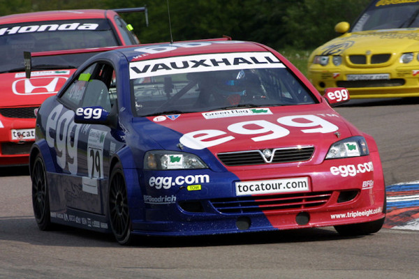 Rounds 3 of the 2002 British Touring Car Championship.