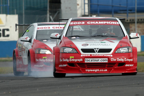 Round 9 of the British Touring Car Championship