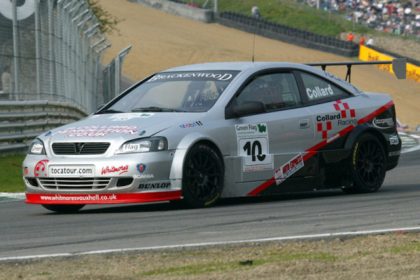 Round 2 of the 2004 British Touring Car Championship.