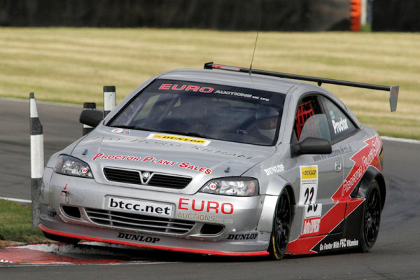 Round 7 of the 2005 British Touring Car Championship.