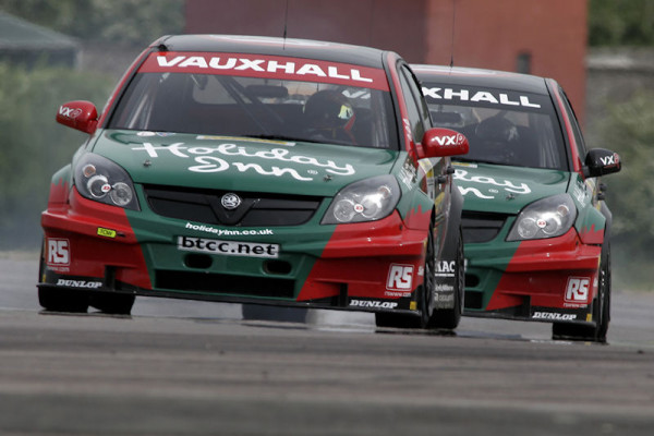 Round 2 of the 2007 British Touring Car Championship.