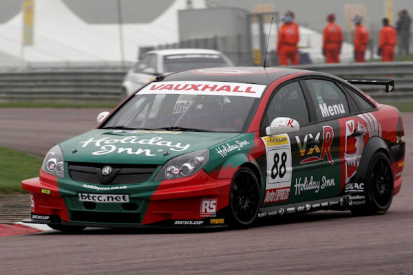 Round 10 of the 2007 British Touring Car Championship.