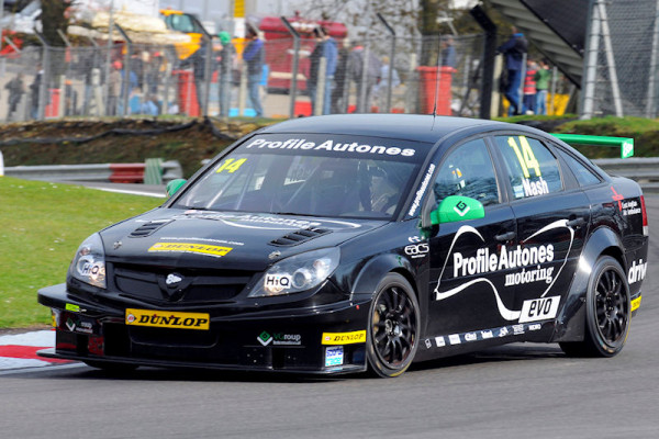 Rounds 1-3 British Touring Car Championship at Brands Hatch.