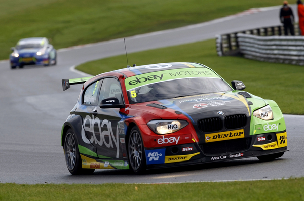 Round 10 of the 2014 British Touring Car Championship.