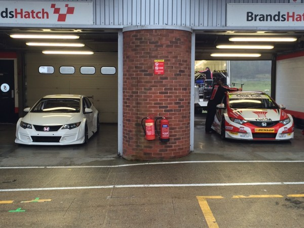 Honda to race new Civic Type R for 2015 BTCC-64588