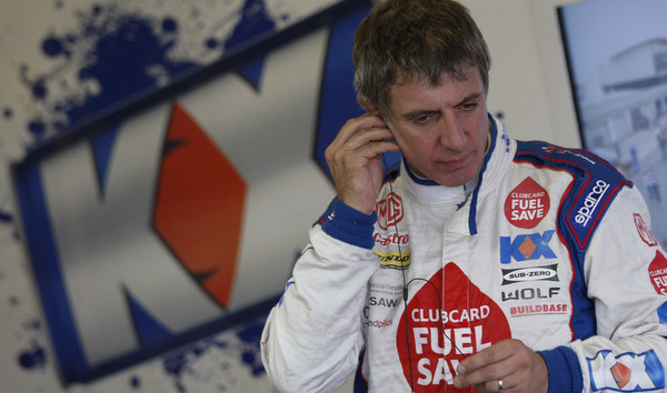 #99 Jason Plato (GBR). MG KX Racing. MG6.