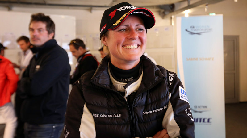 touringcartimes sabine schmitz returns to race at the. Black Bedroom Furniture Sets. Home Design Ideas