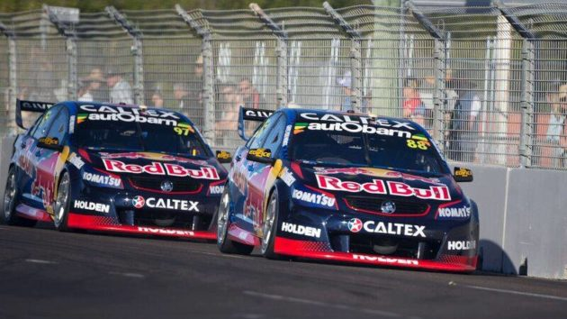 Holden switches factory backing to Triple 8