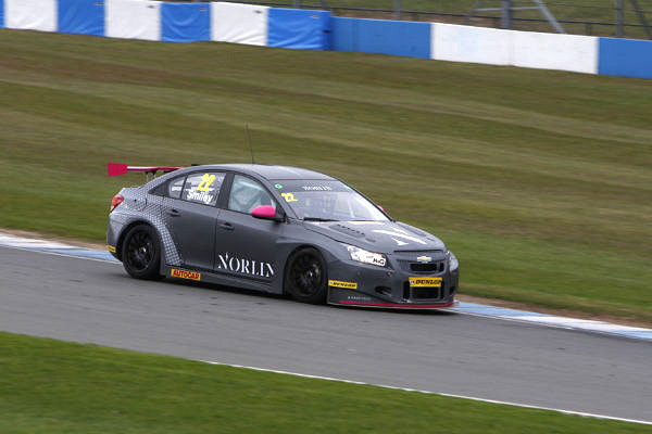 Chris Smiley (GBR) No.22 BTC Norlin Racing Chevrolet Cruze British Touring Car Championship Media Day 2017 at Donington Park,Derbyshire,UK on 16 March 2017. Lanyon/PSP