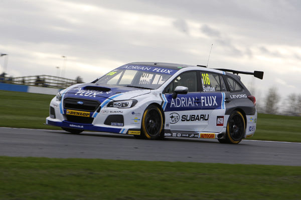 Btcc Teams Rack Up Valuable Mileage In Donington Park Test