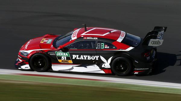 Playboy Audi RS 5 DTM