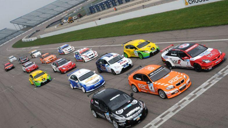 brit touring car btcc csapatok)
