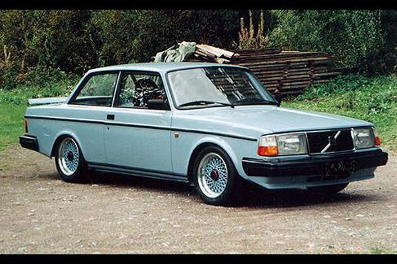 1983 volvo 240 turbo