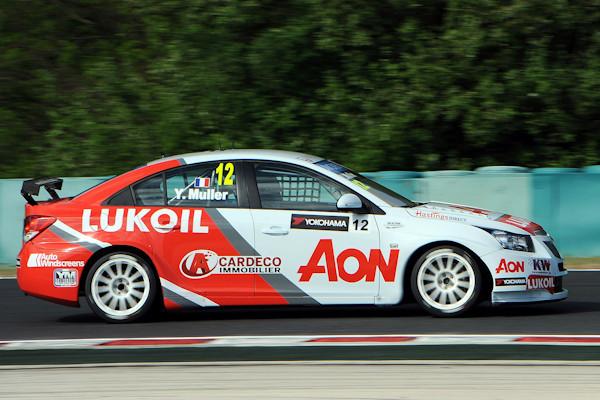 Touring Car Racing Pitting