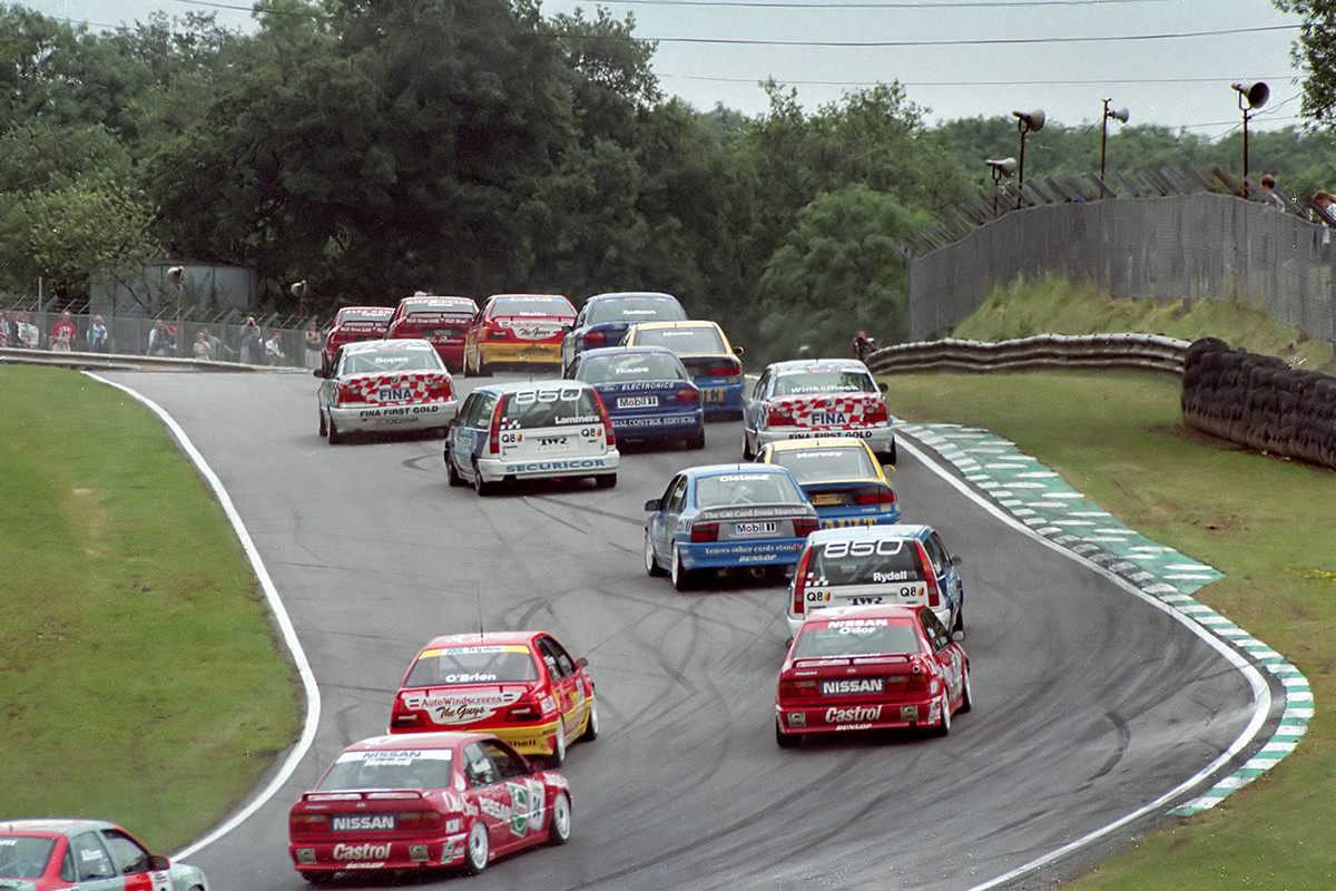 The Touring Car Racing Scene 20 Years Ago Touringcartimes