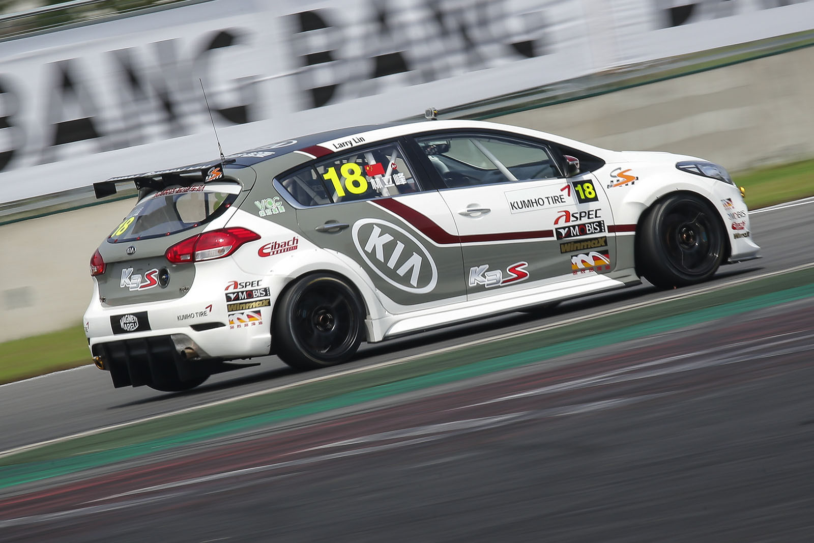hexathron racing develop new kia for ctcc touringcartimes. Black Bedroom Furniture Sets. Home Design Ideas