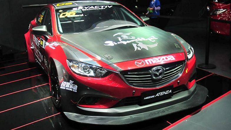 Eight races on preliminary 2015 China Touring Car Championship