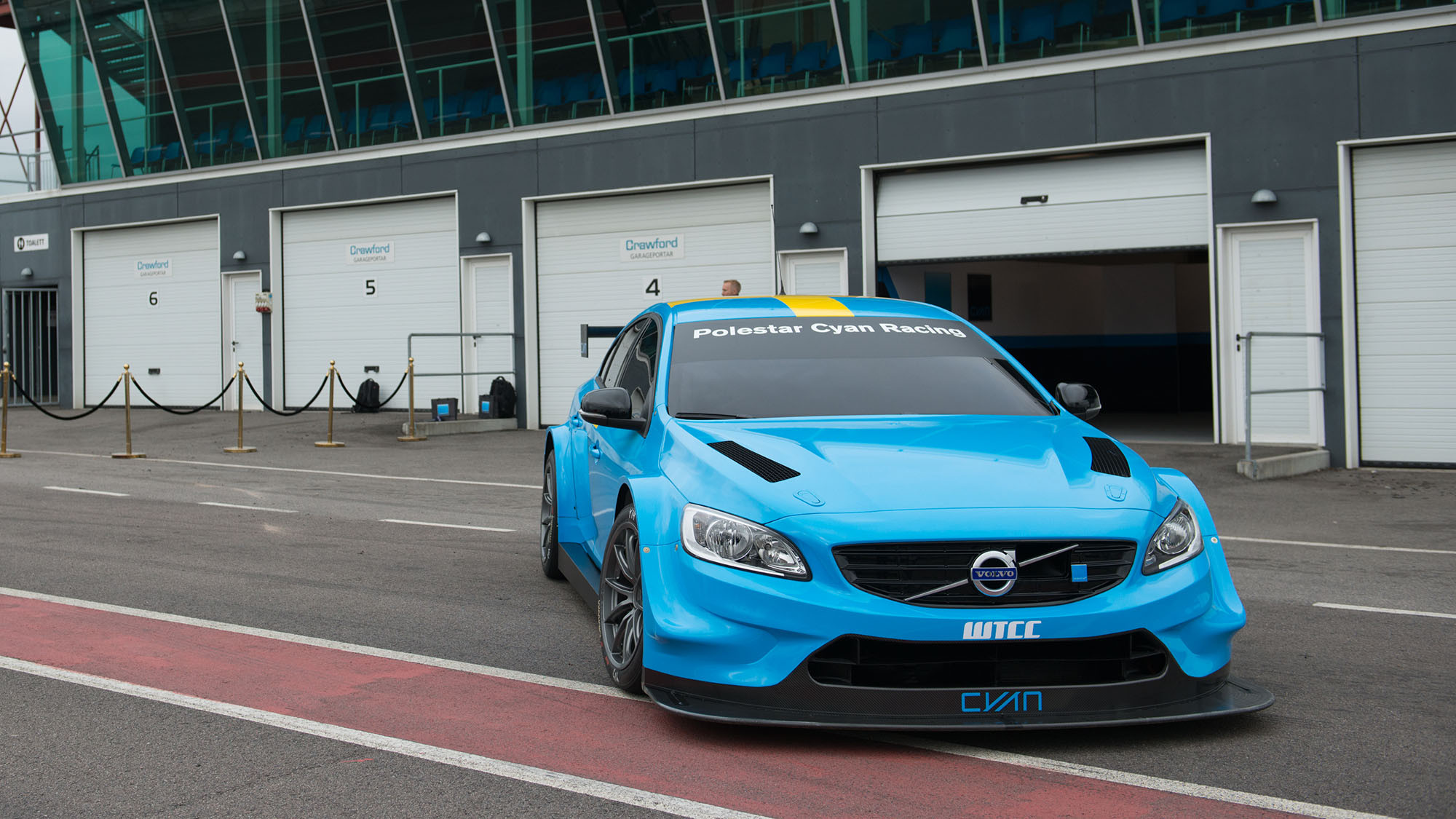 Volvo announce multi-year WTCC programme with the S60 Polestar TC1 - TouringCarTimes