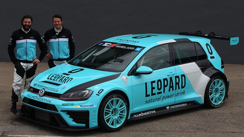 Leopard Racing reveal their spots for 2016 - TouringCarTimes