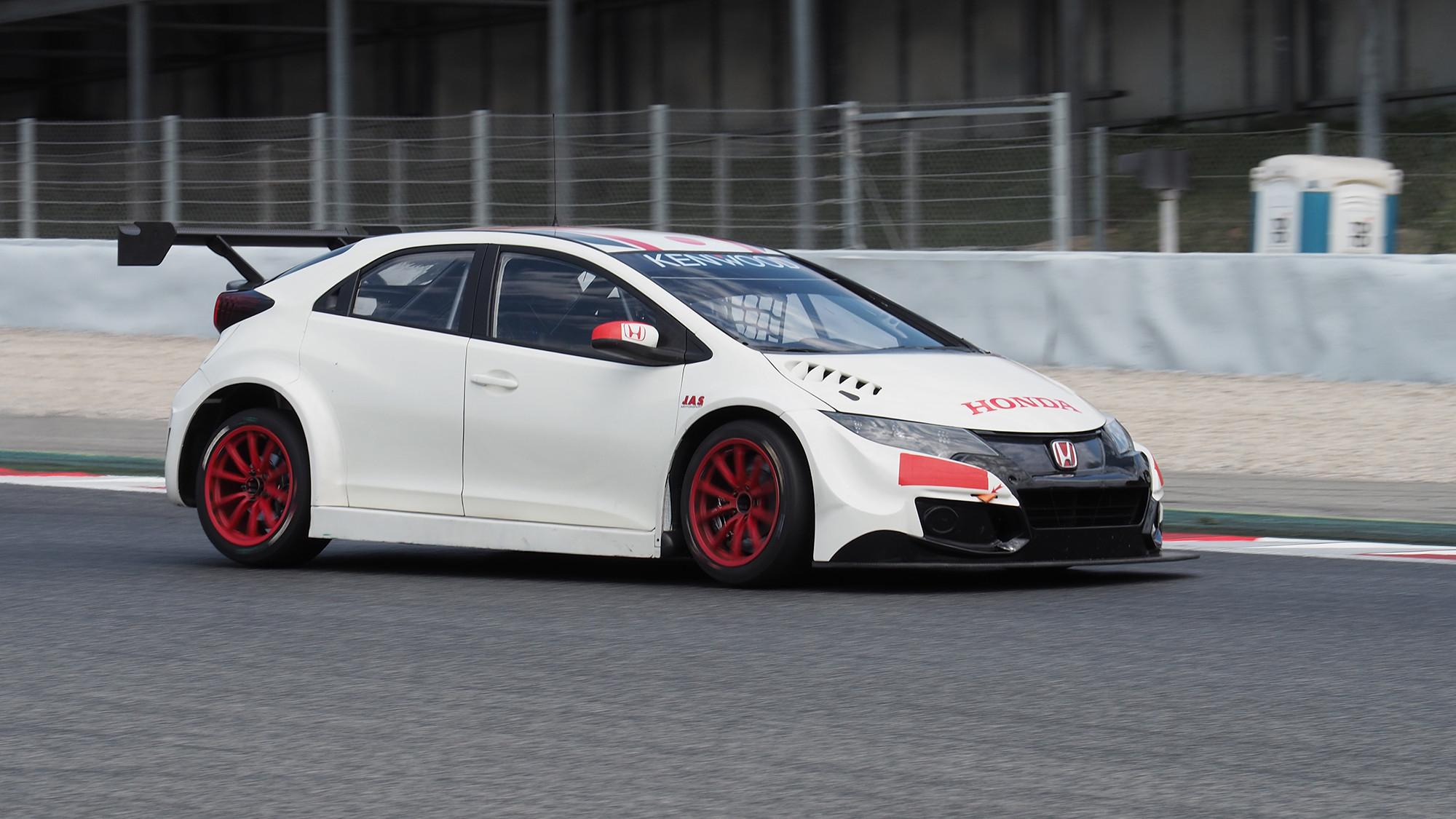 Honda enters fourth car for Japanese race - TouringCarTimes