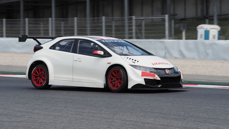 Honda Enters Fourth Car For Japanese Race Touringcartimes