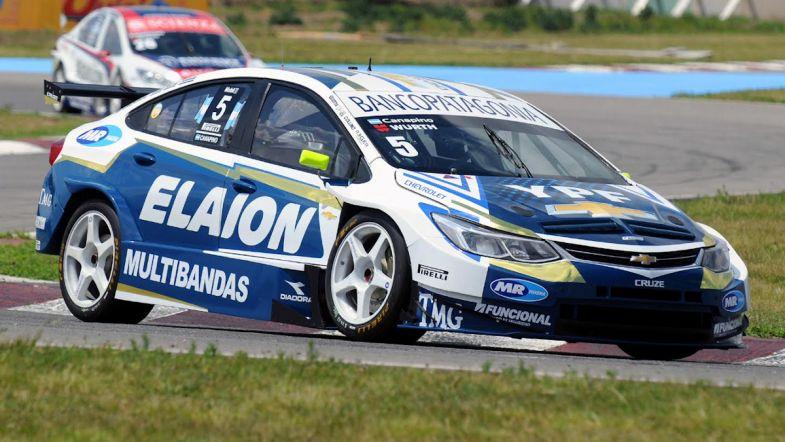 Agustín Canapino takes pole in Córdoba and wins the 2016 Super TC