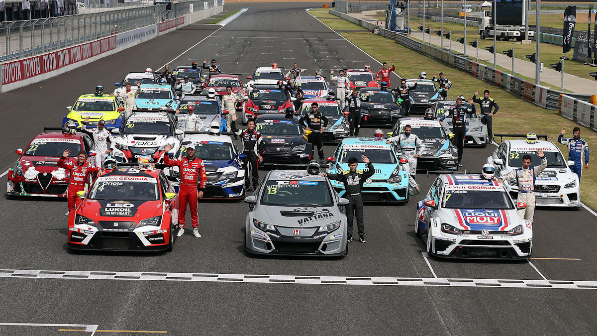 Touring Car Times Tcr