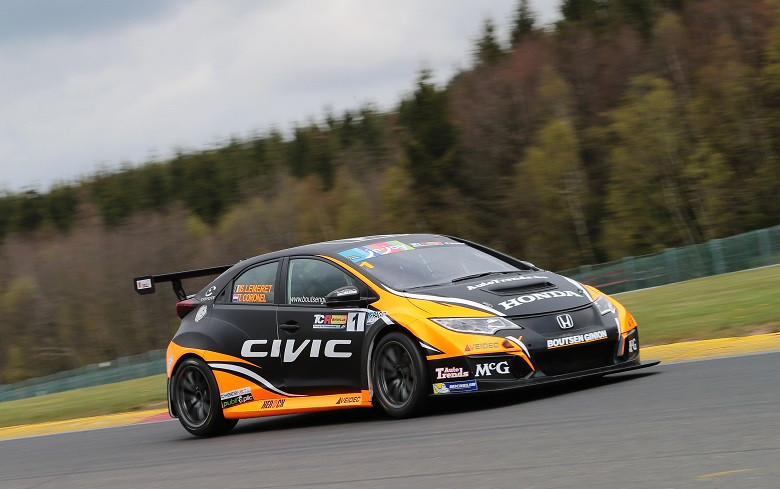 Aur lien panis will make tcr benelux debut at zandvoort for Benelux cars