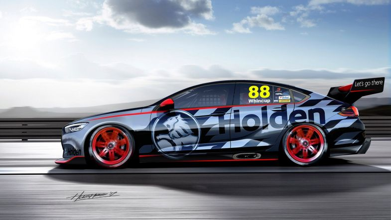 Erebus motorsport confirm new holden commodore for 2018 erebus motorsport confirm new holden commodore for 2018 sciox Gallery