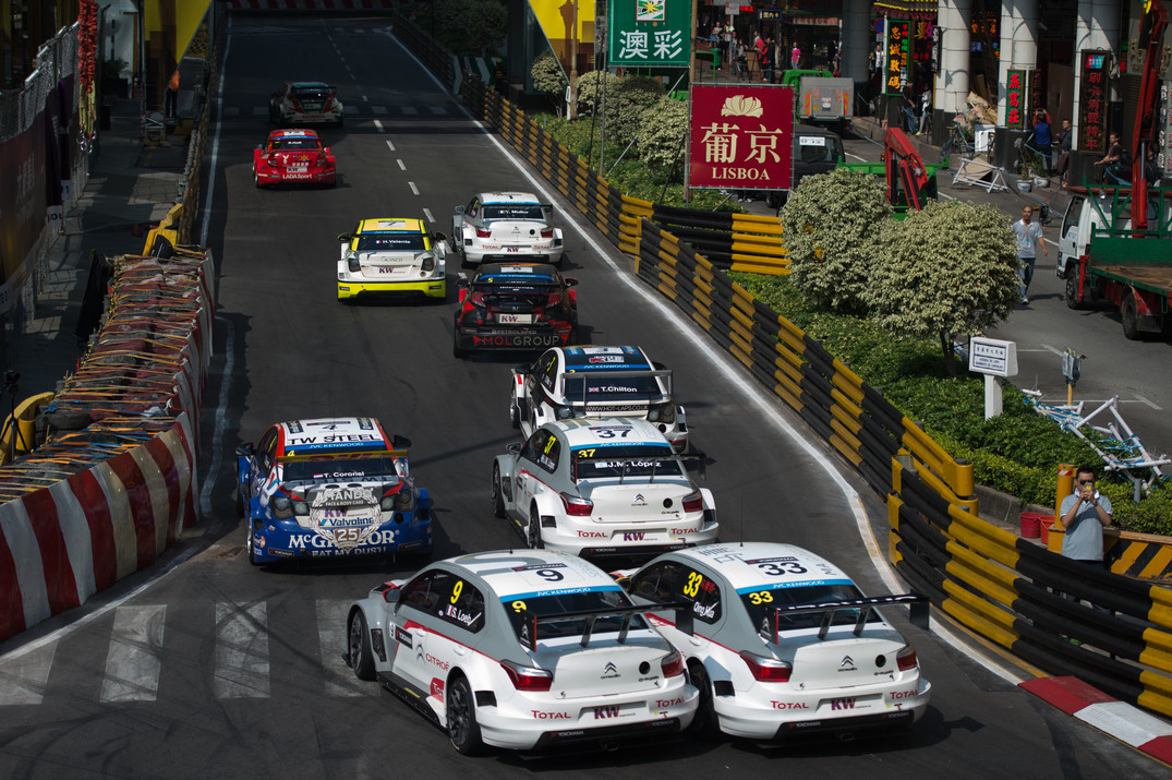Macau Grand Prix >> Four-day Macau schedule confirmed for the WTCC - TouringCarTimes