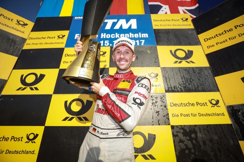 [DTM] 卫冕冠军拉斯特确认参加WTCR德国站