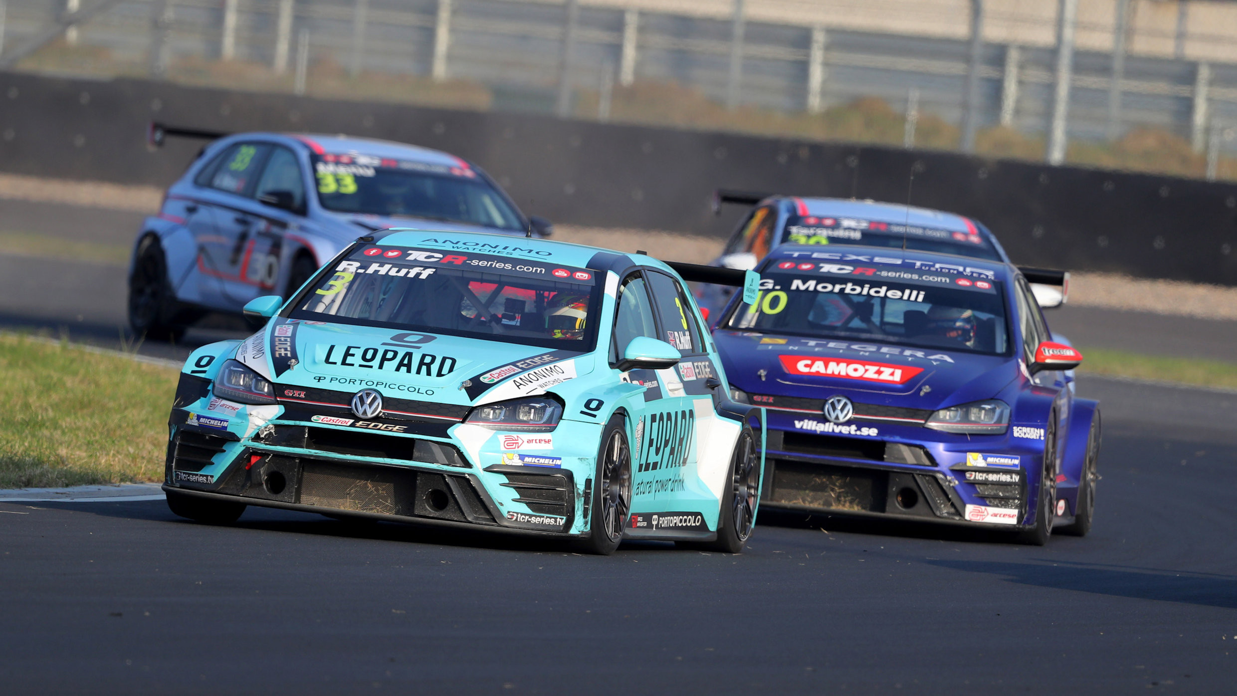 Wtcc And Tcr Series Set To Merge In 2018 Touringcartimes