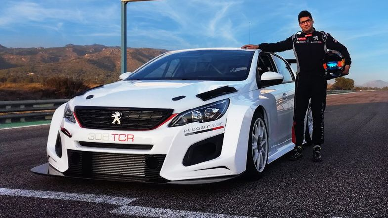 TCR Series - Page 2 Peugeot