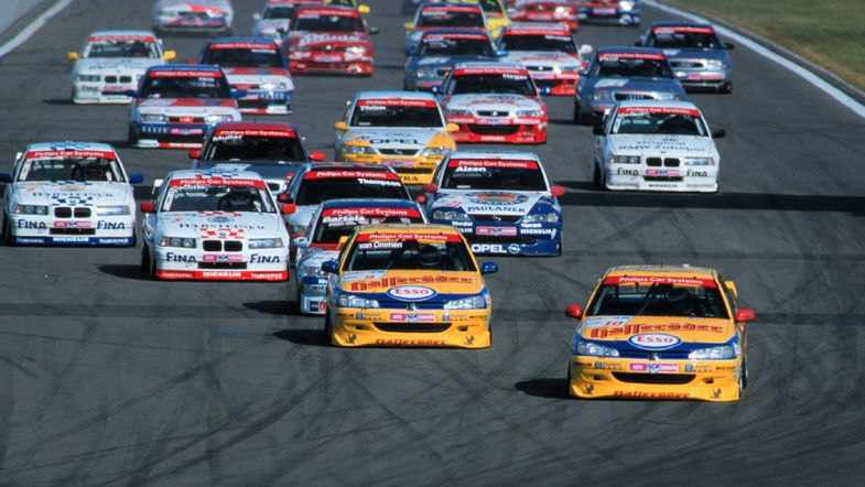 Touringcartimes Top Ten Super Touring Cars