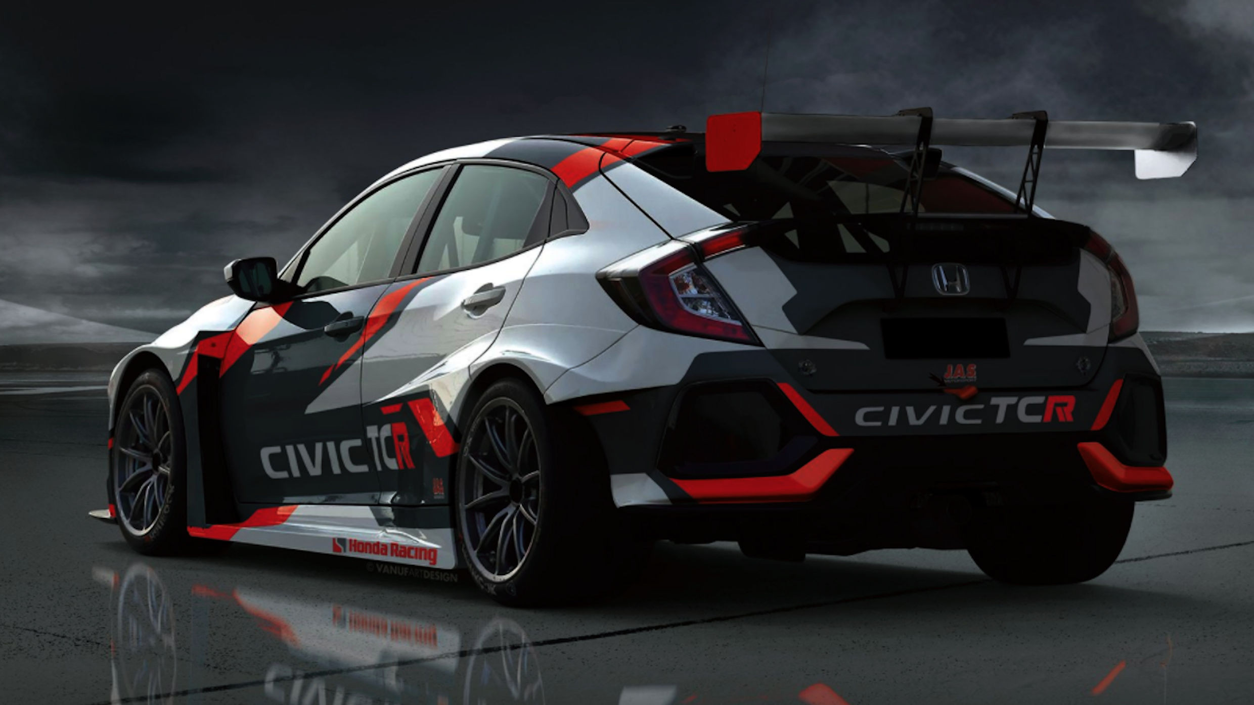 Boutsen Ginion Racing Confirm Two Honda Civics For 2018