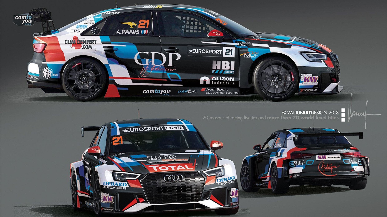 Stcc Car Racing