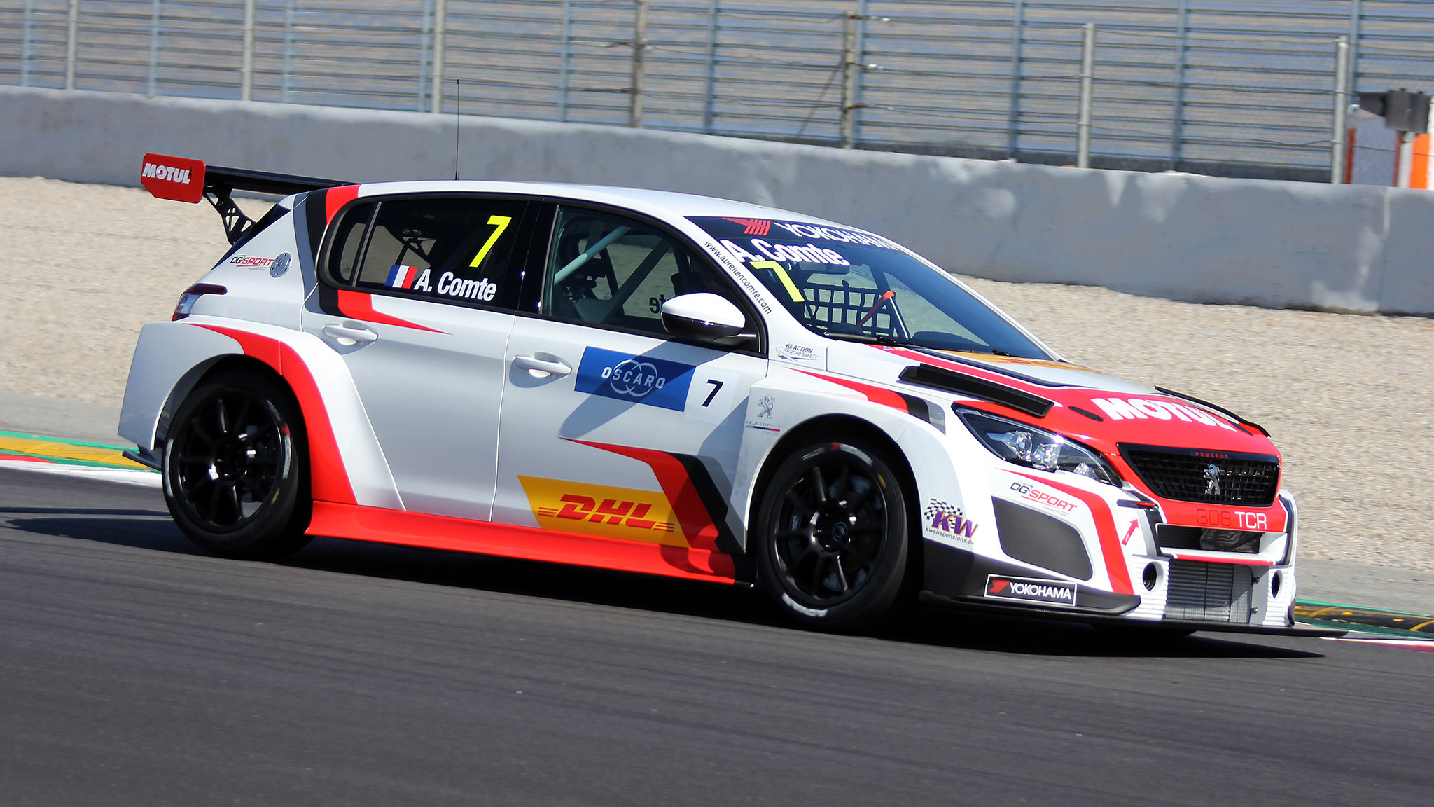 Wtcr Cars On Track For First Official Joint Test At