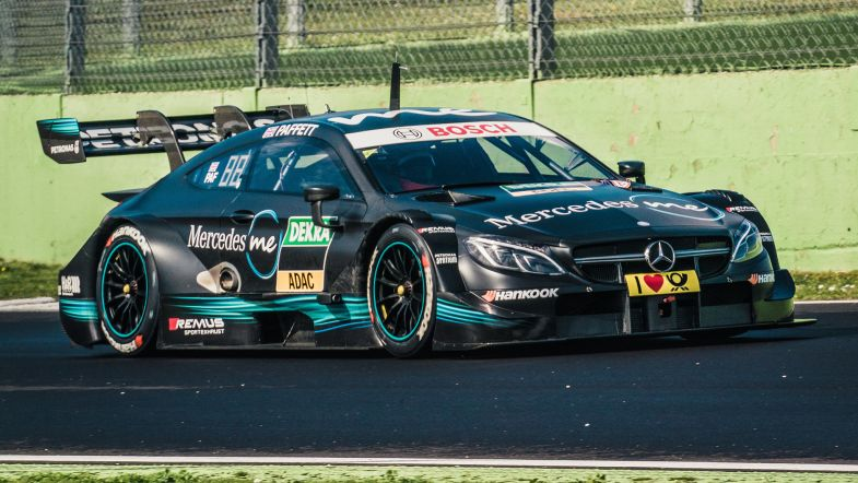 pascal wehrlein misses out in weather disrupted test at. Black Bedroom Furniture Sets. Home Design Ideas