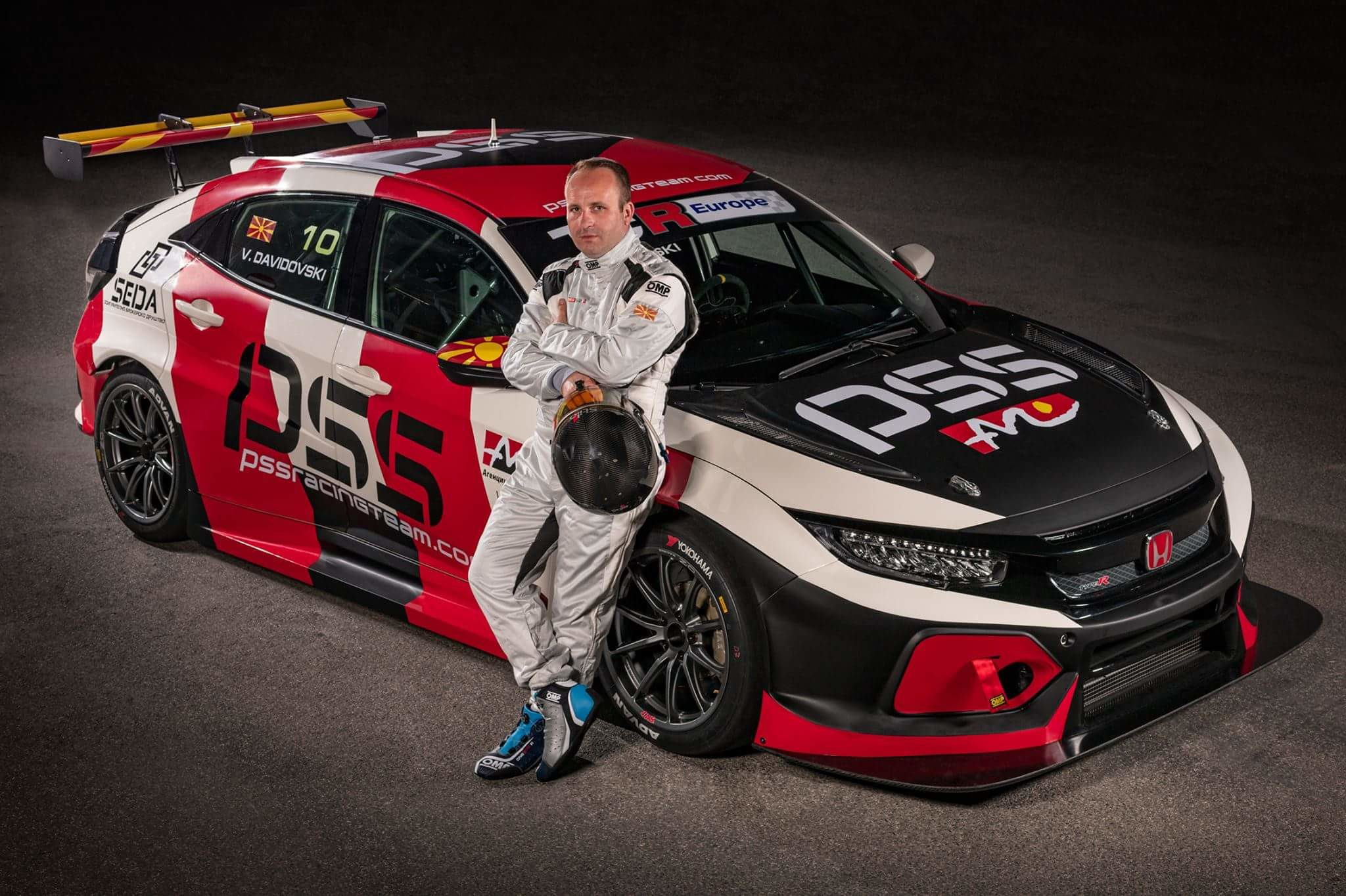 Japanese Car Brands >> PSS Racing unveil livery for 2018 TCR Europe campaign ...
