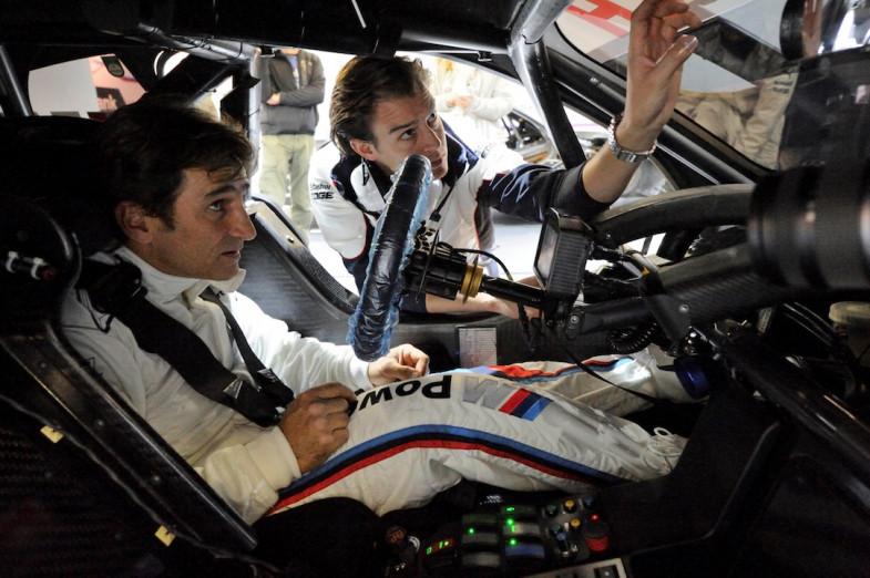 [DTM] 扎纳尔迪驾驶定制版M4首秀米萨诺