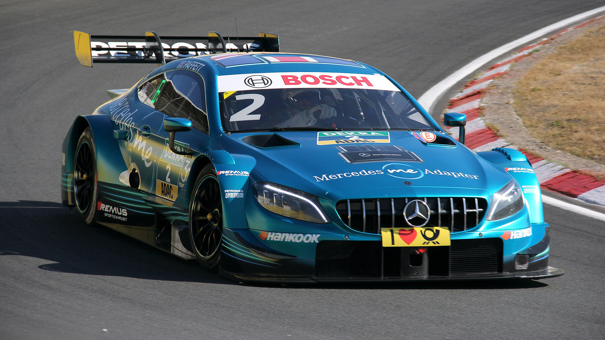 gary paffett leads mercedes 1 2 3 4 in qualifying at. Black Bedroom Furniture Sets. Home Design Ideas