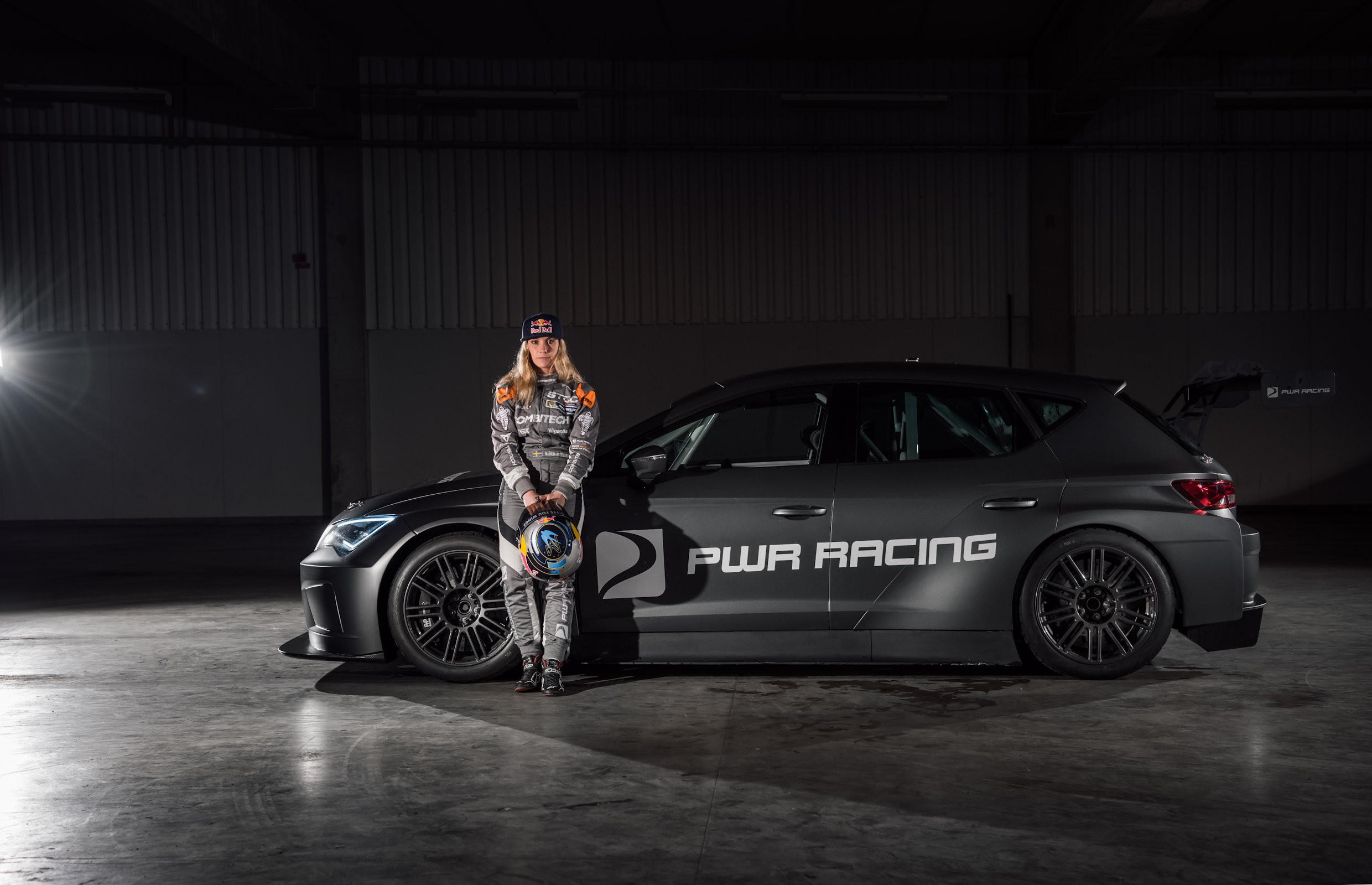 Pwr Racing Unveil Pwr 001 Electric Prototype At Mantorp Park